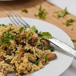 Spicy Chicken Sausage Rice {Gluten-Free, Dairy-Free}