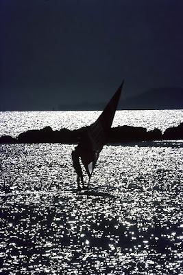 Vela in controluce di CORRADO RIZZOLI PHOTOGRAPHER