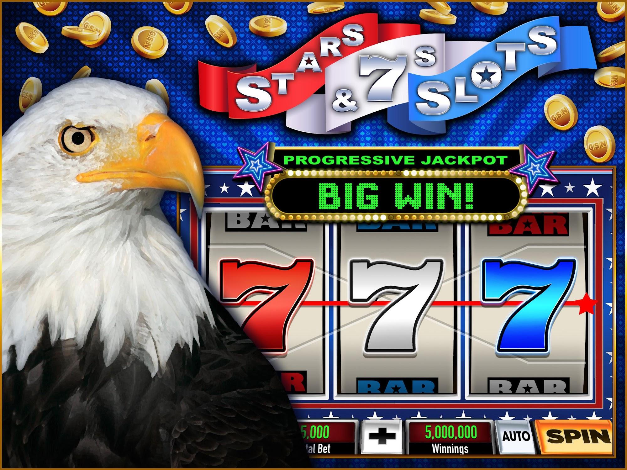 GSN Casino: Free Slot Games screenshot #5
