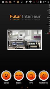 Futur Interieur - náhled