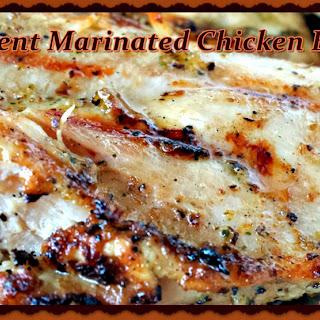 Succulent Marinated Chicken Breast