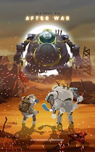 After War – Idle Robot RPG Mod Apk (Free Robo) 8
