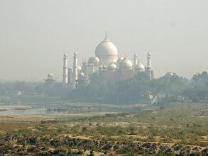 Photo: Mausoleumi Agran linnoitukselta katsottuna