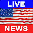 LiveNewsUs: World News Stream icon