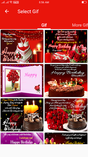 Birthday Gif Apk Download Free for PC, smart TV