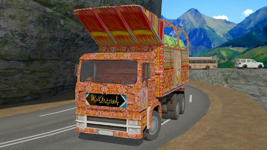 Cpec Cargo Truck Simulator Pk Truck Driver 2018 Android Apps