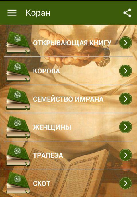 Скачать перевод корана на таджикском языке бесплатно