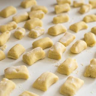 How To Make Homemade Gnocchi.