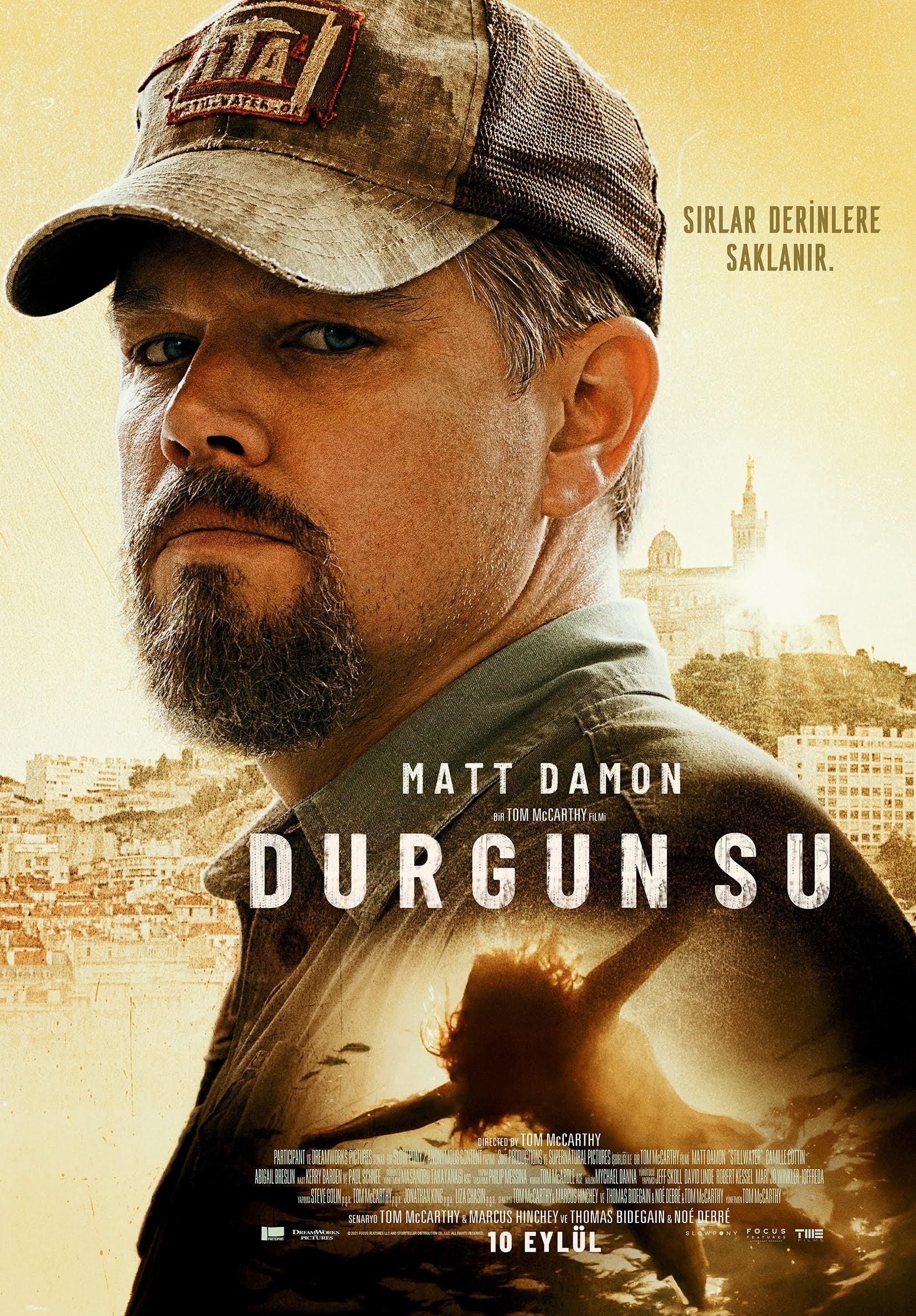 Durgun Su - Stillwater (2021)