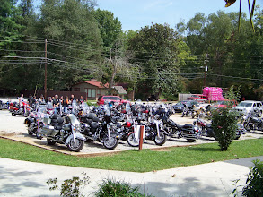 Photo: Bike Lot Was Full