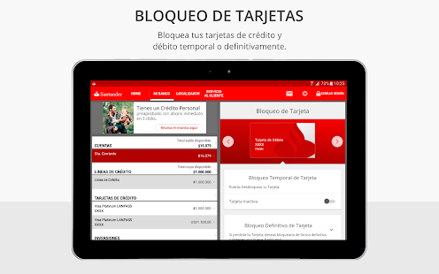 Santander chile app report on mobile action for Localizador de sucursales santander