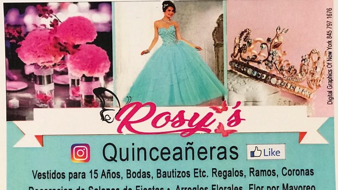 Rosys Quinceañeras Party Store In Poughkeepsie