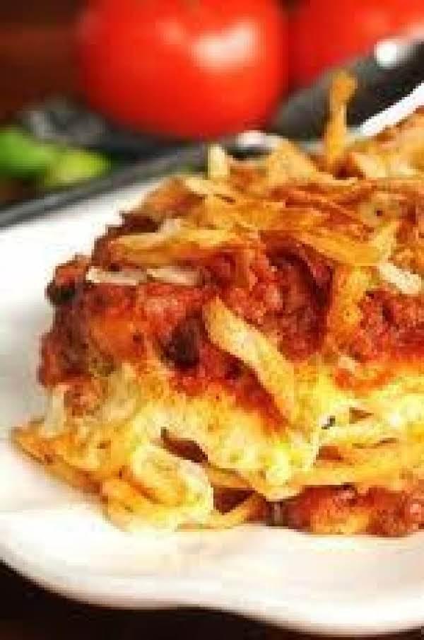 Millionaire Spaghetti - Steph Recipe