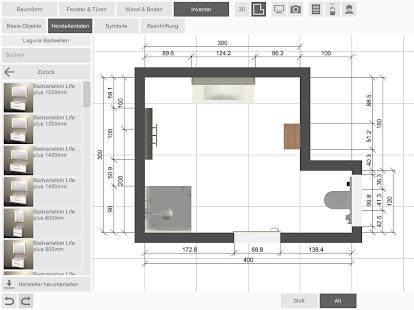 laguna badplaner apps bei google play. Black Bedroom Furniture Sets. Home Design Ideas