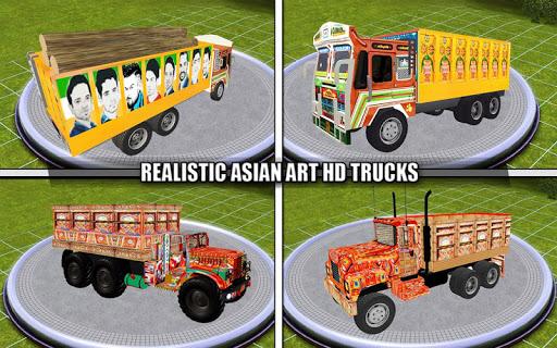 Asian Truck Simulator 2019: Truck Driving Games filehippodl screenshot 6