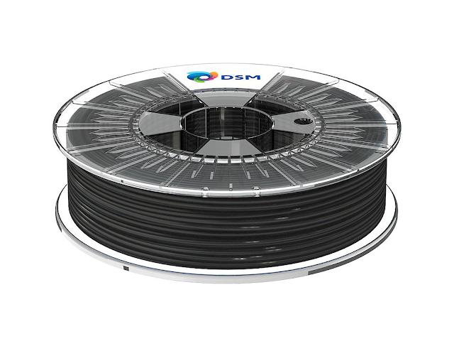 DSM Black Arnitel (R) ID2060-HT High Temperature TPC Filament - 1.75mm (1kg)
