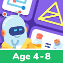 LogicLike: Kids Learning Games. Educational App 4+ icon