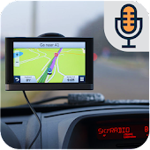 GPS Voice Route Finder