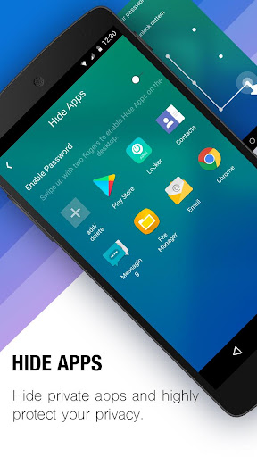 APUS Launcher-Themes&Wallpapers, Boost, Hide Apps screenshot 3