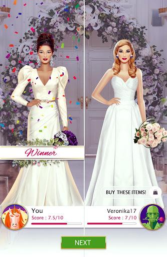Super Wedding Stylist 2020 Dress Up & Makeup Salon screenshots 23