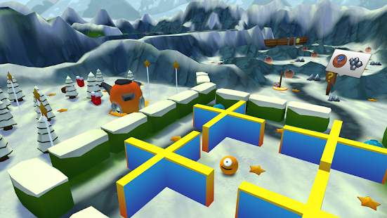 Blobs Adventure- screenshot thumbnail
