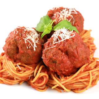 Grandma's Italian Meatball