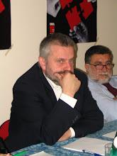 Photo: Il segretario della Fp Cgil del Trentino, Mirko Carotta