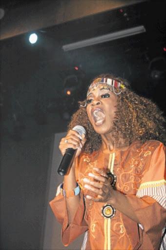 Drama queen 'not Lebo copycat'