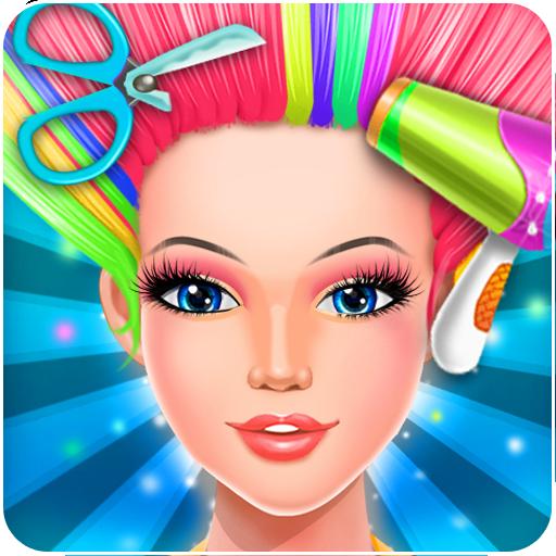 母亲的头发女孩的游戏 休閒 App LOGO-硬是要APP