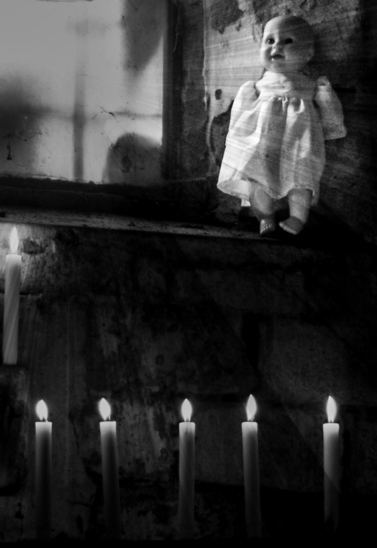 A lume di candela di Navarro