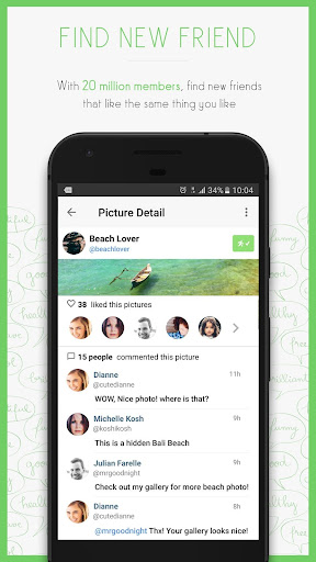 PicMix - Selfie and Friends 7.8.0 screenshots 6