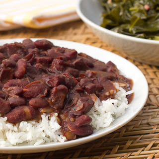 Red Beans and Rice Pressure Cooker