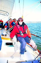 Photo: Crew Member Captain Lynn