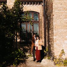 Wedding photographer Yana Gaevskaya (ygayevskaya). Photo of 23.10.2018