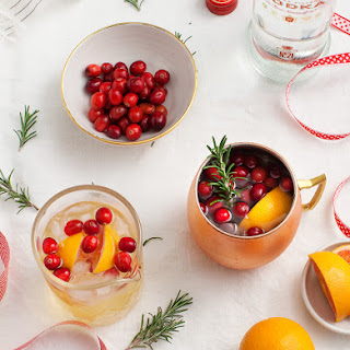 Winter Spiced Moscow Mule Recipe