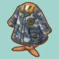 めいさいのモッズコート