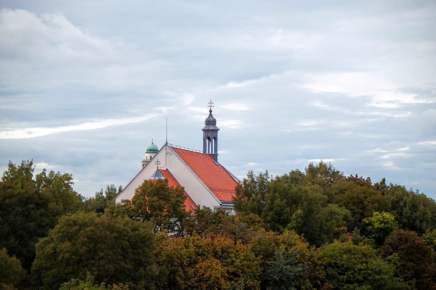 Pannonhalma - Nagyboldogasszony kápolna