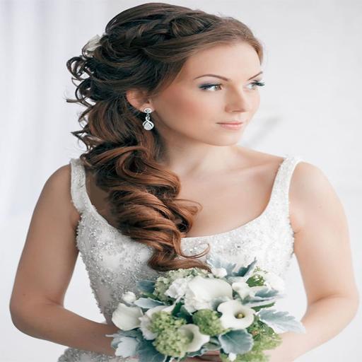 تسريحات للعرائس