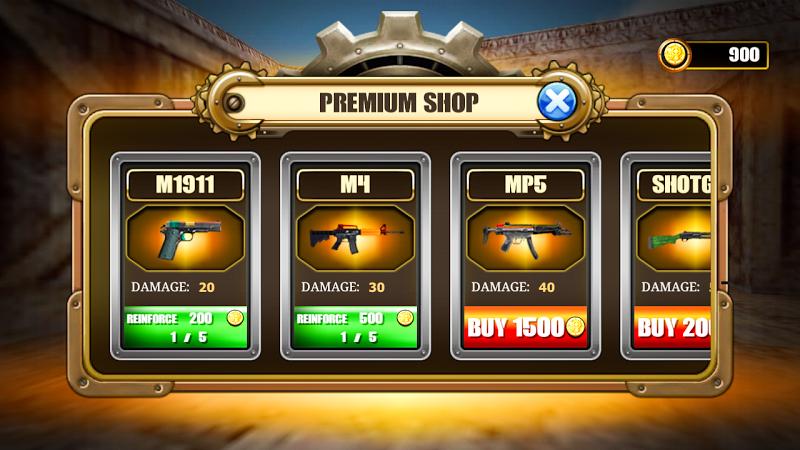 Скриншот Counter Assault Soldier 3D
