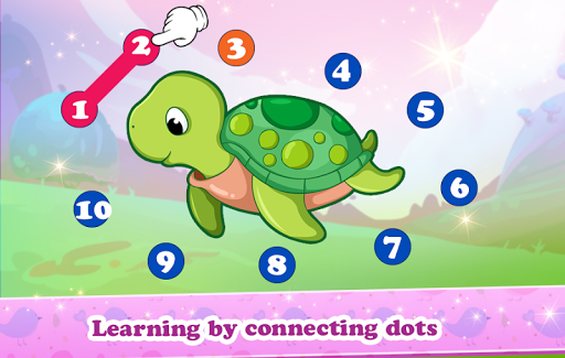 玩教育App|子供たちは、ドットを接続します免費|APP試玩