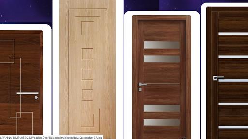 wooden door design 1.0 screenshots 2