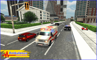 Ambulance Rescue Driver 2017 - screenshot thumbnail 12