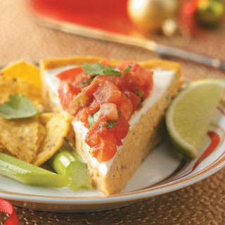 Mexican Cheesecake.