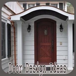 Nápady designu dveří - náhled