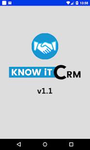 KnowIt-Crm - náhled