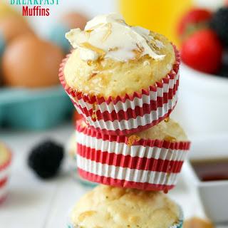 Pancake Breakfast Muffins