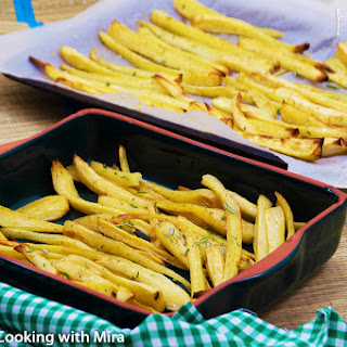 Home Fries Rosemary Recipes