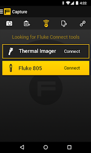 Fluke Connect- screenshot thumbnail