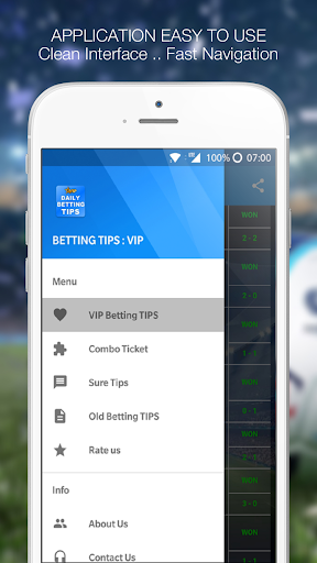 Betting TIPS VIP : DAILY PREDICTION 9.9.1 screenshots 5