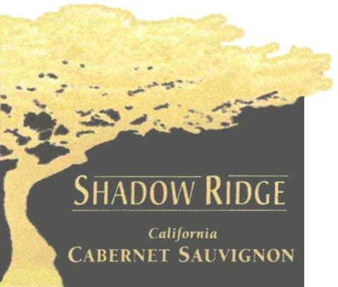 Logo for Shadow Ridge Cabernet Sauvignon